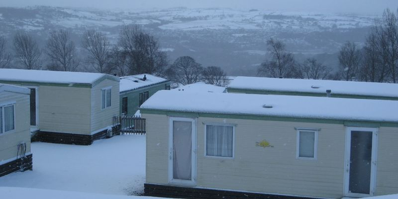 Winterising your Static Caravan Holiday Home  image
