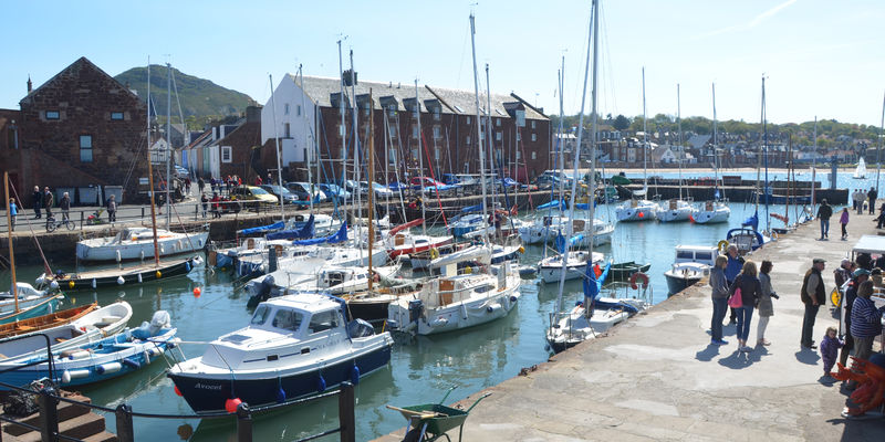 Summer Activites in North Berwick and East Lothian  image