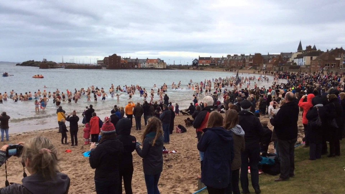 Loony Dook North Berwick